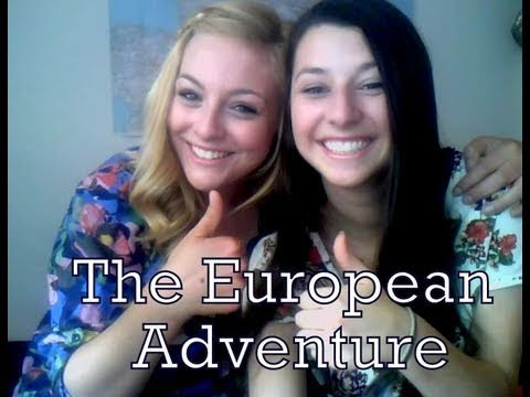 Big News! Announcing My New Channel: The European Adventure