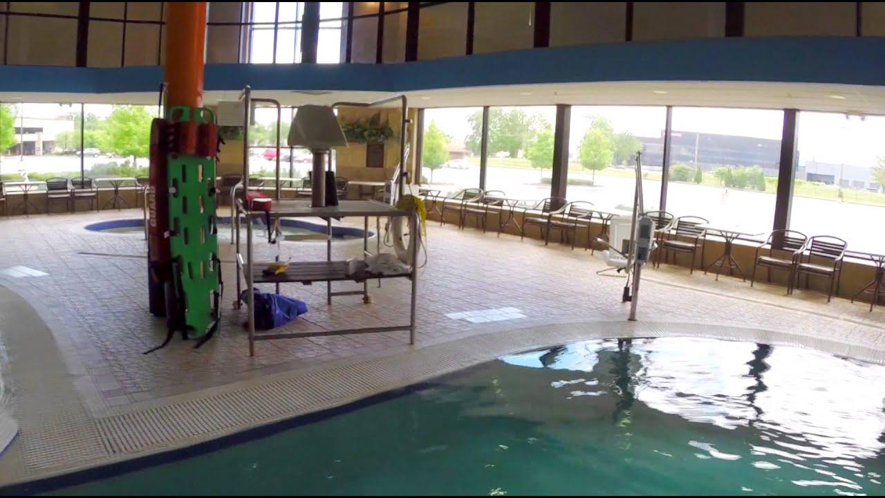 Best Western Sterling Inn Waterpark Detroit Drone Aerial Video