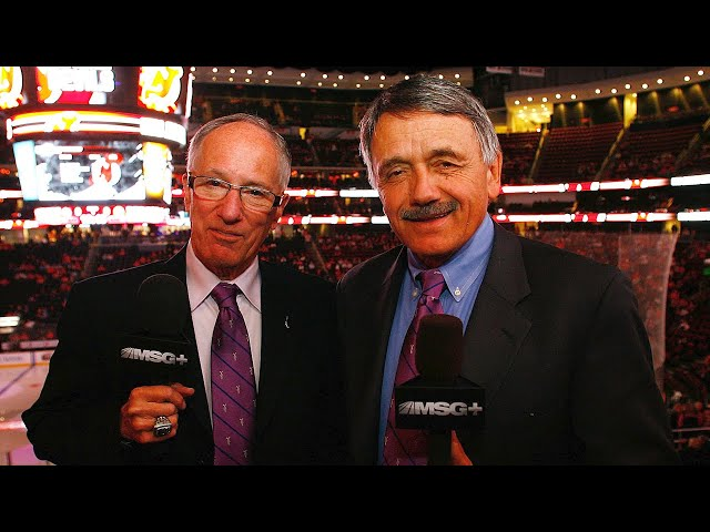 A Small Snippet of 'Doc' Emrick's Legendary Broadcast Career