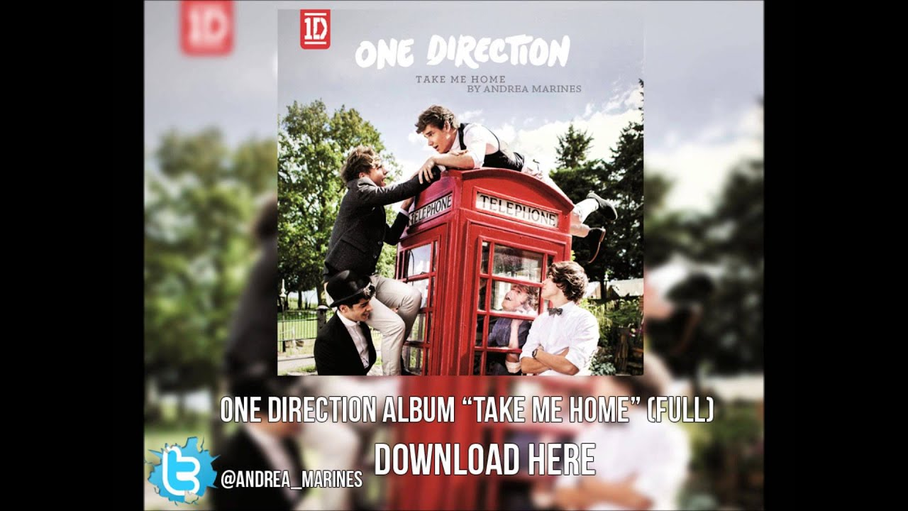 One Direction Take Me Home Album Full Download