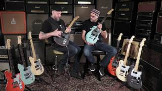 The 20th Anniversary of Reverend Guitars  -- Past, Present & Future