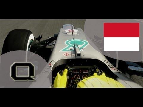GP de Monaco (Prez + Qualifs) - F1 2012 (Saison #2)