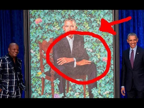 Barack Obama's portrait artist Kehinde Wiley