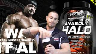 Anabolic Halo by MuscleTech Review Protein Powder