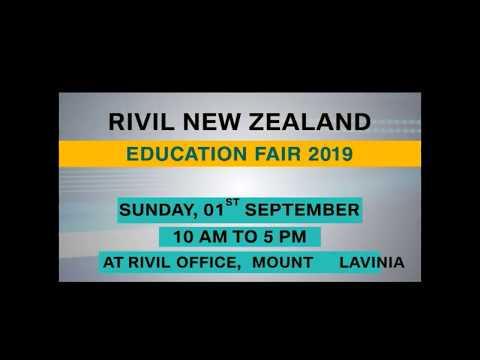 RIVIL NZ Education Fair 2019