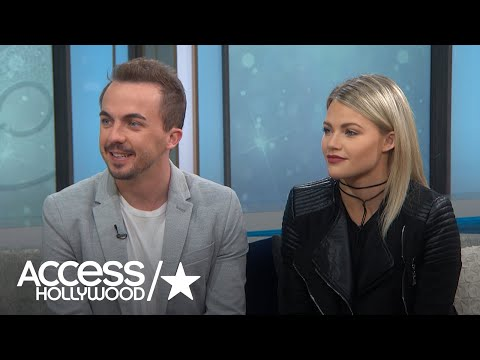 'DWTS': Frankie Muniz Discusses His Memory Loss Issues  Access Hollywood