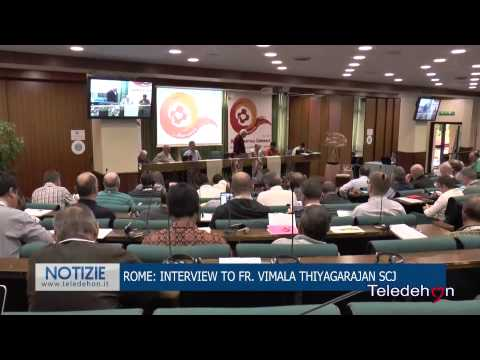 Interview to fr. VimalaThiagaranjan