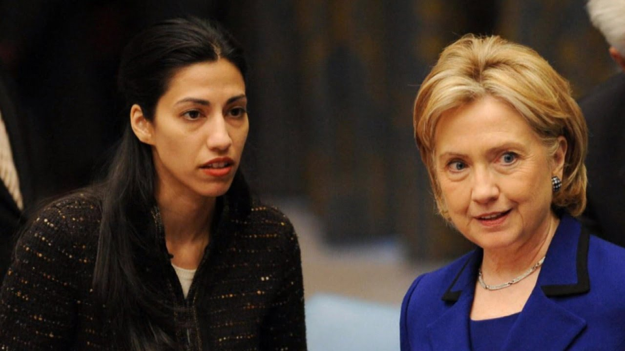 Image result for huma abedin