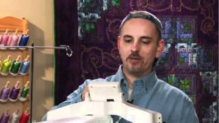Quilt It: Eye-Hand Coordination and the Longarm Quilting Machine