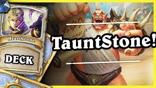 "TauntStone! - COMBO ""TauntStone"" PRIEST - Hearthstone Deck (Rastakhan's Rumble)"