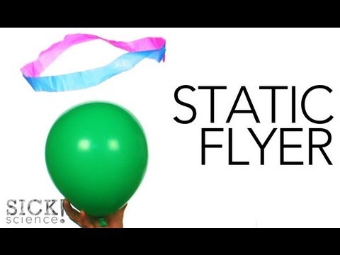 Static Flyer - Sick Science! #129