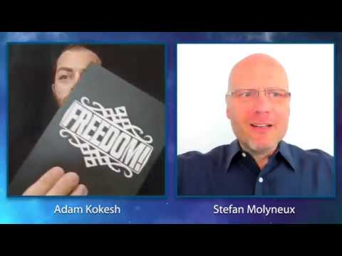 The Immigration Debate: Adam Kokesh vs Stefan Molyneux