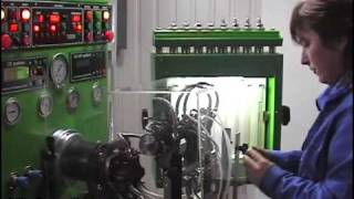 common rail diesel injector tester OS (part1)