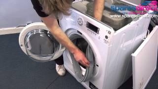 How to replace a washing machine door seal  |  Washing Machine Spares & Parts  |  0800 0149 636