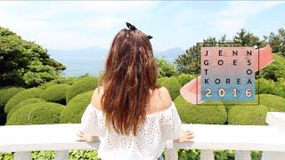 Gambar cover Jenn Goes To Korea 2016