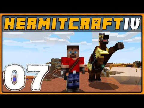 Hermitcraft 4   Minecraft Survival 1.9   Ep 7 - Fastest Horse In Minecraft!