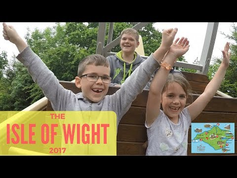 The Denyer's visit to the Isle of Wight