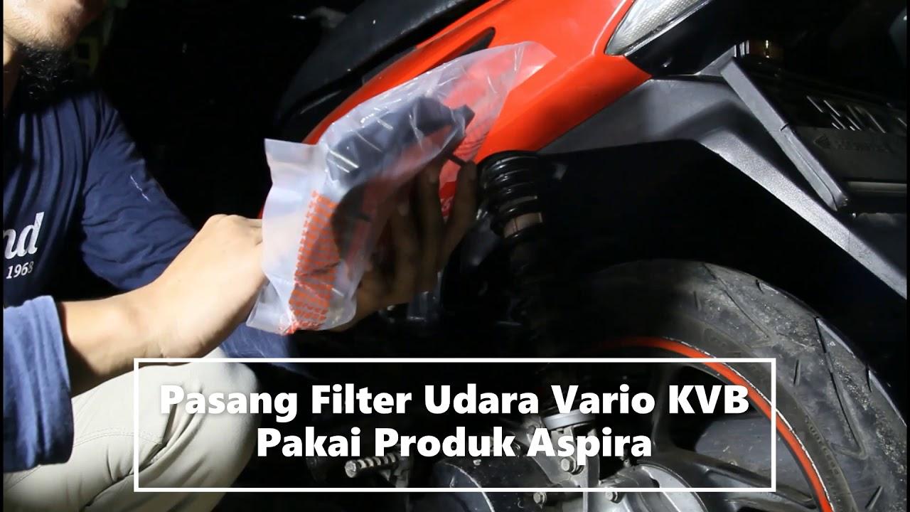 Tips Pasang Shock Vario 125 Led Ke Vario Karburator