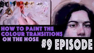 #9 Part How to paint the nose by Gianluca Rotelli