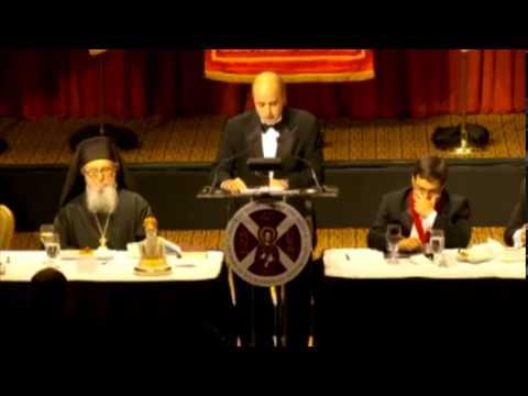 2012 Athenagoras Human Rights Award bestowed upon the SNF