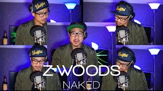 Marques Houston - Naked | Z.WOODS Cover