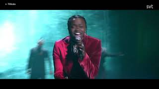 Tusse - Voices (WINNERS REPRISE) (Live from Melodifestivalen 2021 Final)