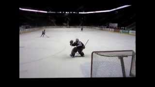 Jenn West - (OHA vs Pacific Shoot-out) 2013 JWHL Play-offs