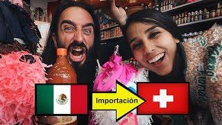 Productos MEXICANOS en SUIZA | Precios Caros! Porque?