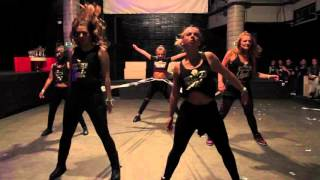 Siemanko Gyalz, Showcase 1st place || Dancehall Fever: Scandalize Edition 10.10.2015