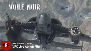 VOILE NOIR | War Adventure in the Skies (3D CGI Animated Film by ArtFx)