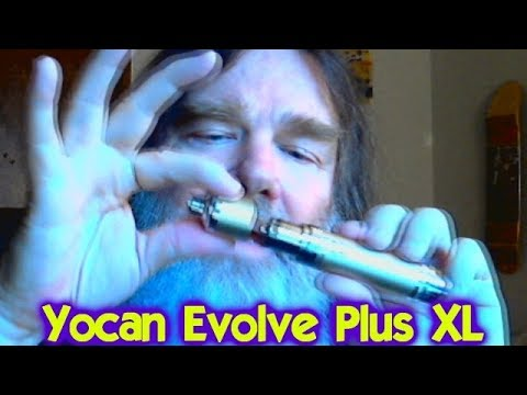Review: Yocan Evolve Plus XL! The Ultimate Back To School Accessory!