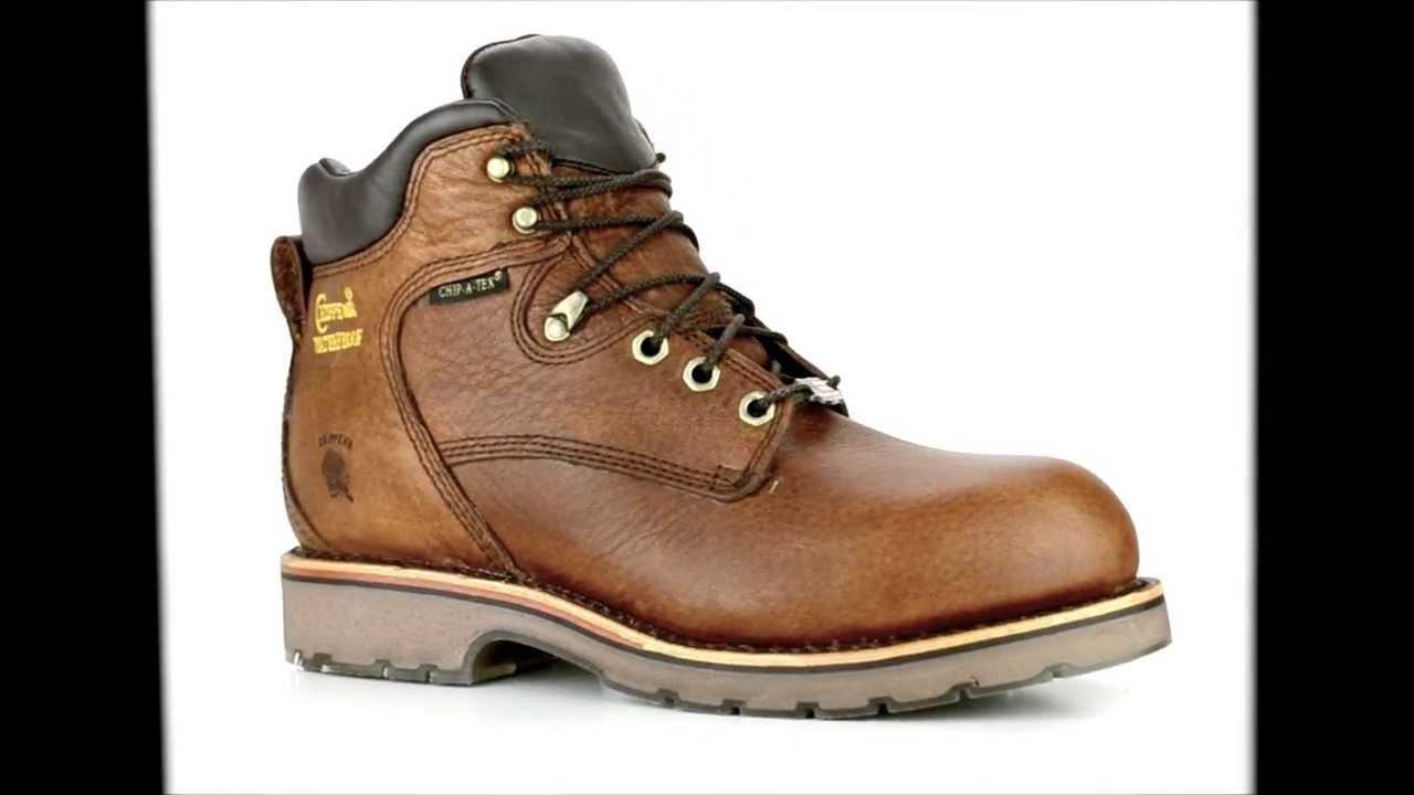 6c424a234d36 Mens Chippewa Boots 25223 Steel Toe Waterproof Work Boot   Steel-Toe-Shoes .com