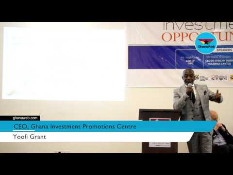 We will reposition Ghana as the business hub of Africa – GIPC CEO
