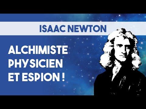 Isaac newton : science, espionnage et alchimie