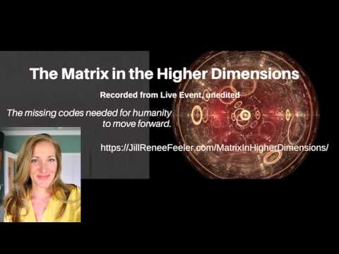 The Matrix in the Higher Dimensions and why the 3D ISN'T going away...