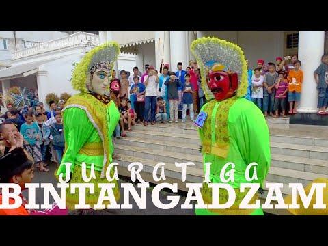 JUARA TIGA, Festival Ondel Ondel Jatinegara 2017 ~ BINTANG ADZAM Sanggar Seni Budaya Betawi