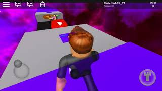 Lol playing pokediger1's obby/Roblox (read desc)