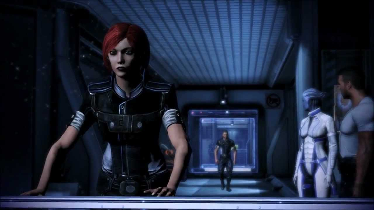 how to add persona to mass effect archives