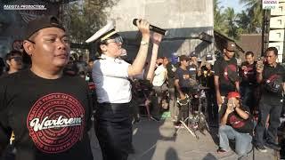 DELLA MONIKA//POLISI/TNI//WARKREM//HUT.TNI KE 74 bersama WARGA KREMPYENG SUKOREJO