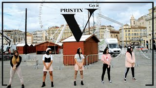 [DANCE IN PUBLIC] - Pristin V (프리스틴 V) - Get It