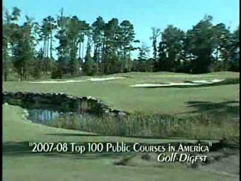 Lion's Paw at Ocean Ridge Plantation ~ A Member of Myrtle Beach Golf Holiday