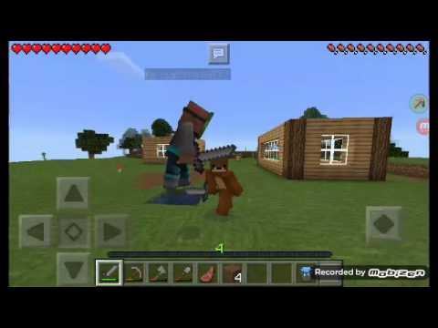 Minecraft Pe survival 4