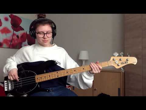 Dua Lipa - Don't Start Now (Bass Cover)