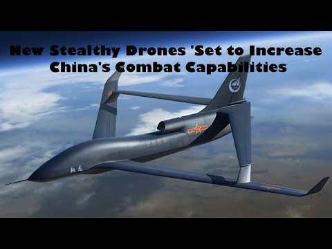China Likely to Develop New Stealth Long-Range Drones for the Pacific