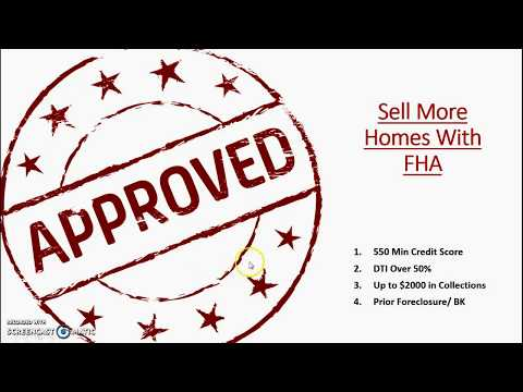 How to Qualify with an FHA Loan