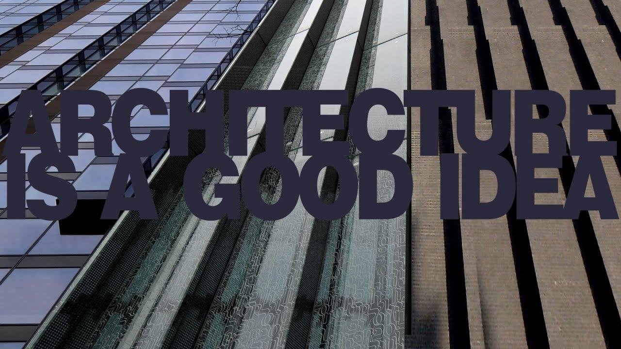Moje architektoniczne TOP3 2014 | Architecture is a good idea
