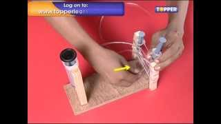 Repeat youtube video Learn to make Hydraulic Jack with us in Toylab