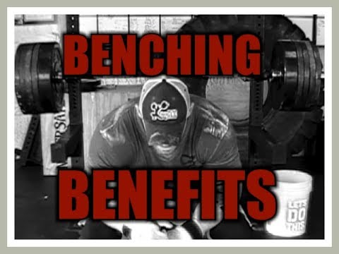 BENEFITS of BENCHING for STRONGMAN Training Talks