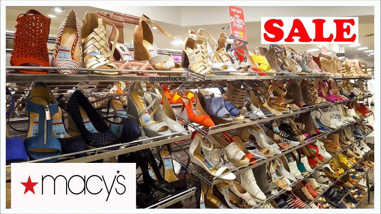 macys shoes clearance Shop Clothing