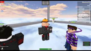 ROBLOX | Deception Infection | Part 1 (for : Maxboy318 ) :)